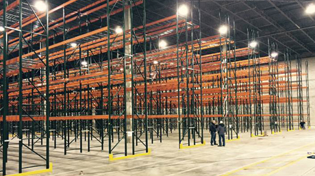 New logistics facility in New Jersey USA | DSV