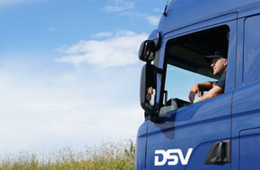 How to become a DSV Haulier