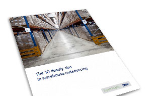 10 Deadly sins in warehouse outsourcing white paper